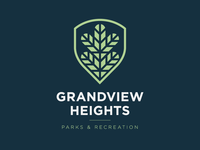 Grandview Heights Parks & Recreation Logo