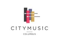 CityMusic Logo, Xylophone Concept
