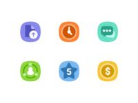 Tone-on-Tone Icons