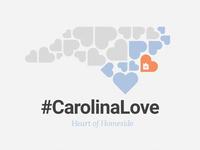 #CarolinaLove