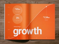 Company Growth Infographic