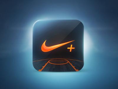Nike+ Basketball - AppIcon