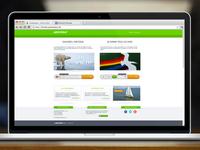 Greenpeace Belgian donation portal