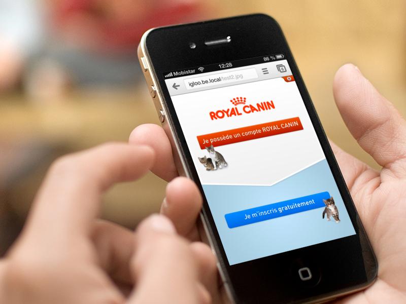 Mobile web app welcome screen mobile ui ux login loginform login form buttons clean iphone webapp web app app design fireworks cat dog