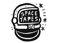 Space Tapes Logo