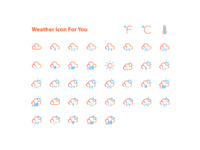 Weather icon 1