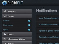 Photoflit UI