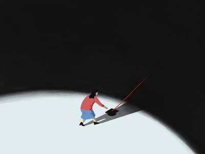 Lured in by a second degree degrees dark money debt university second act degree minimal illustration characters minimal conceptual editorial illustration editorial digital illustration illustration