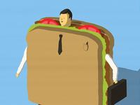 Sandwich Dad