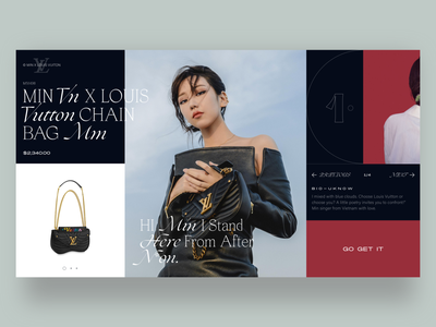 MIN-MOSA MIMO MIN-MO-SA fashion webdesign vietnam ui  ux design ui typography kaixapham inteface graphicdesign desgin