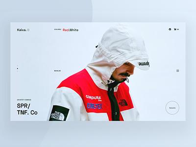 Design Concept - Home Fashion uiux fashion webdesign ui  ux design ui inteface graphicdesign desgin typography kaixapham