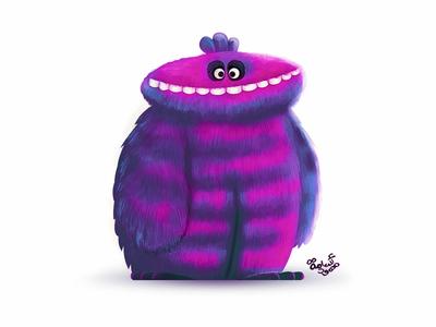 Muppet - Character Design - 02
