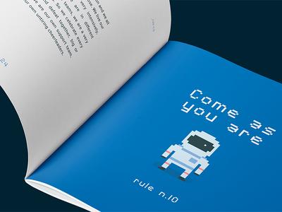 The coolest Company Book print book pixel