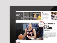Sports Illustrated User Experience