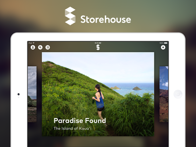 Introducing Storehouse