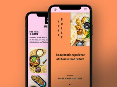 Kinabolle Website