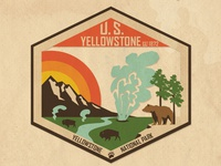 Yellowstone National Park Design