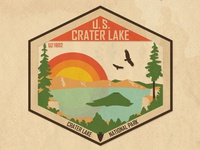 Crater Lake National Park Design