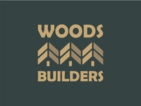 Logo for Woods Home Builders