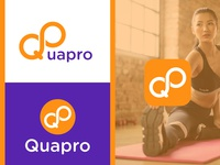Quadpro Logo Design