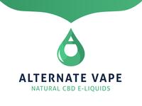 E-liquid Vape Logo