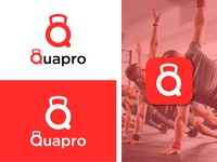 Quapro Fitness Equipment Logo