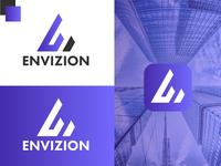 Logo Option 3 for Envizion