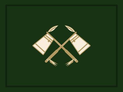 Wood Abstract 002 icon flatdesign graphic design design vector illustration