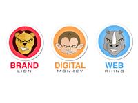 Jungle Creative branding