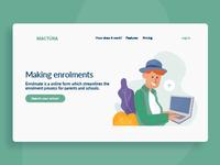 Mactura illustration for Web