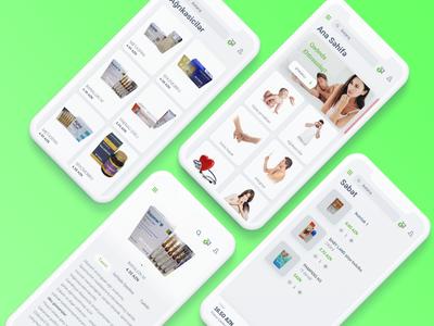 MELHEM Online Pharmacy App