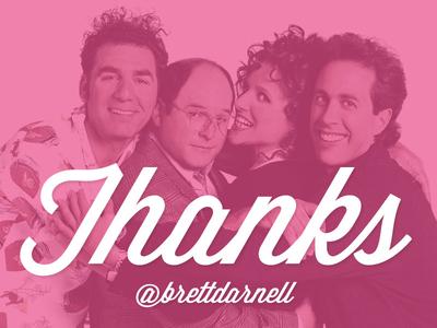 Thanks Brett!