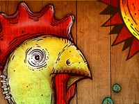 Fable Rooster&Fox