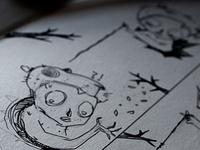 Lobinhos Sapecas Sketch