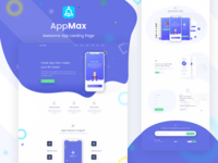App Landing Page (version 2.0)