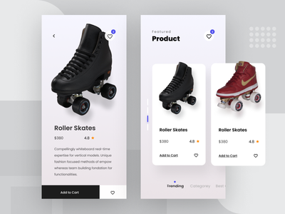 Ecommerce Product page ui shoping shop uidesign creative dark product store app ecommerce app ecommerce