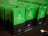 Xbox One Badges