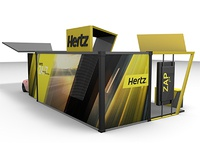 Hertz 24/7 Traveling Activation