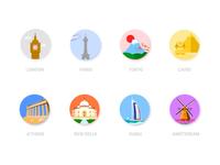 International City Icon