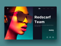 Website-Redscarf team