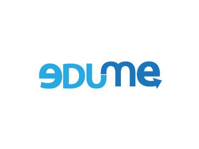 Edume Training Center center training design logo identity