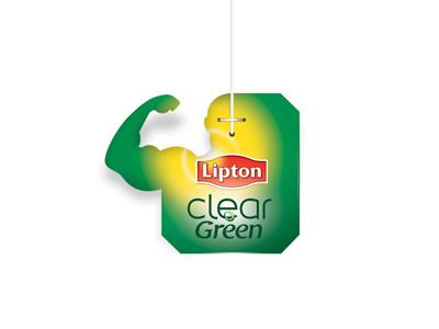 Lipton Green Tea icon 01 lipton icon design adv identity