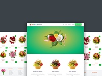 Flunch Flower - Online Flower Shop