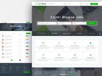 Job Stock - Home Page