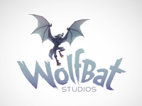 Wolfbat Studios studios animation wings wolf wolfbat logo