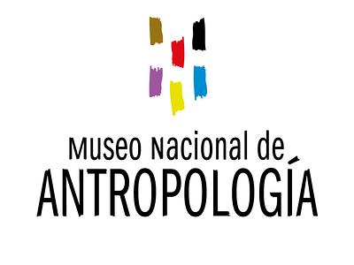 Museo Nacional de Antropología (Fictional) rebranding artwork typography graphic art vector branding logo art direction graphic design design