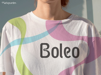 Boleo Typeface lettering typeface design graphic art typography graphic design design