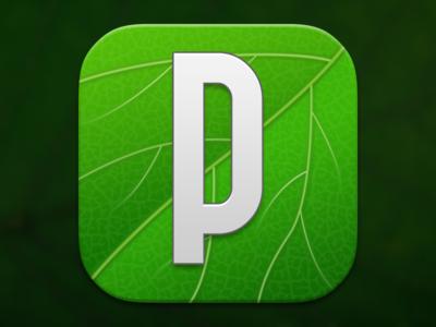 Leaf leaf icon ios p