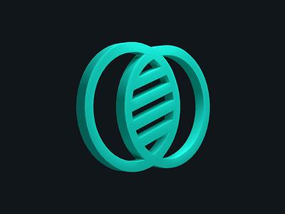 socialSynergy 3D Logo simple 3d logo socialsynergy synergy social
