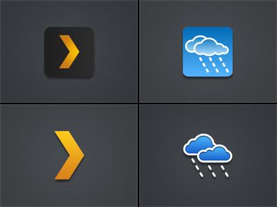 Smartisan OS Icons: Plex & RegenVorschau